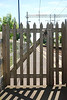 Locked gate on plat 2