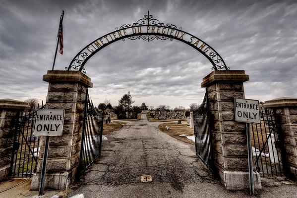 Precious Blood Cemetery