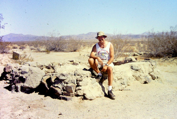 Joshua Tree National Park 1996