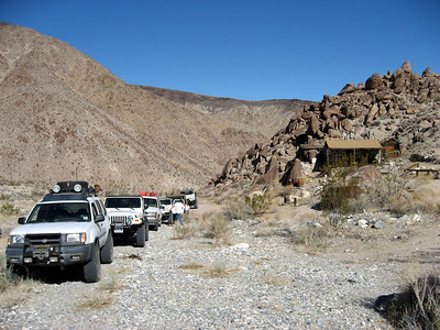 Panamint Valley Feb 2007