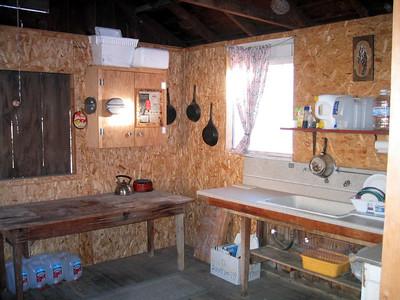 Minnietta Mine cabin