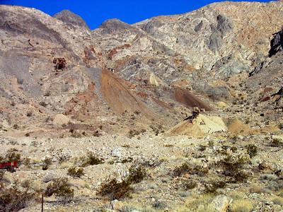 The Minnietta Mine.