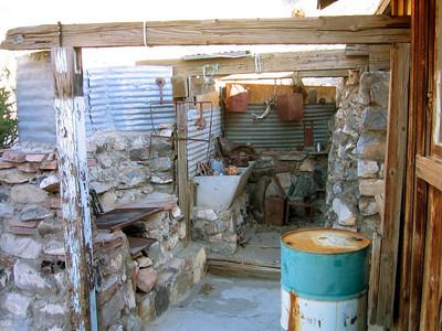 Minnietta Mine Cabin.