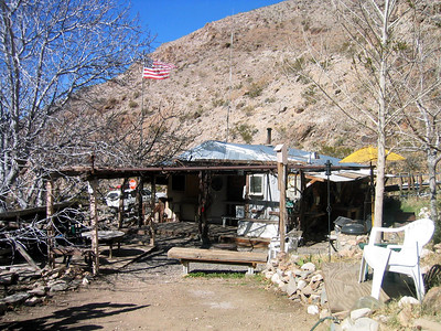 Briggs Cabin.
