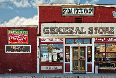 Ghost Town General Store