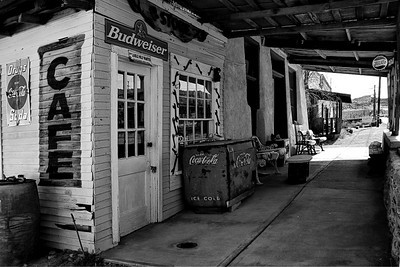 Bud or Coke?  Randsburg CA