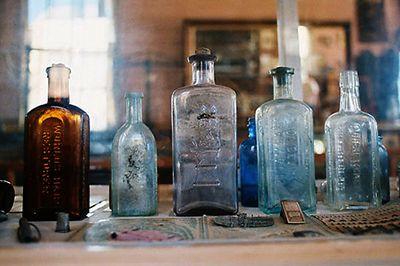 Olde Bottles