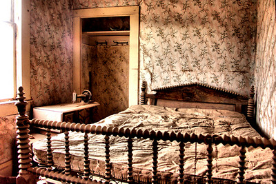 The Miller's Bedroom