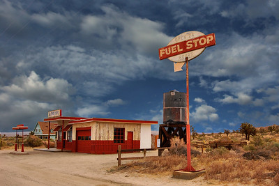 Fuel Stop Club Ed