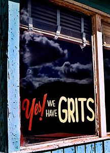 Grits and Clouds
