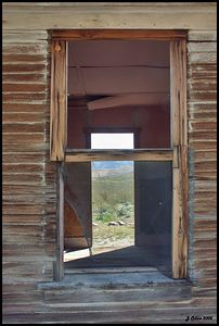 This Old House Rhyolite Nevada