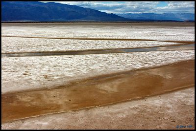 Salt Plains, Badwater