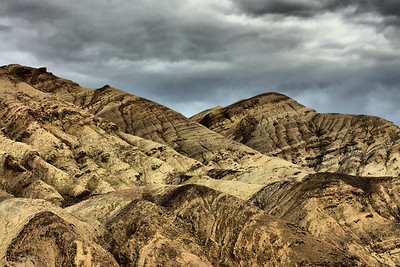 Amargosa Range Death Valley CA