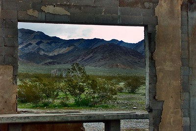 Desert window
