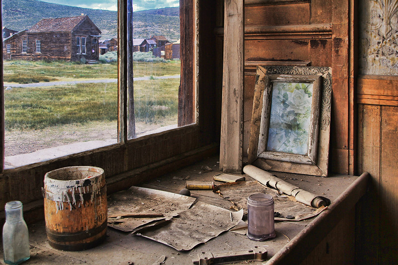 Ghost Town Still LIfe