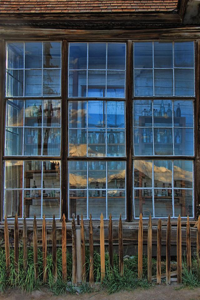 Cain House Windows