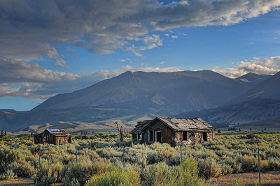 The Old Homestead ( Mono Lake)