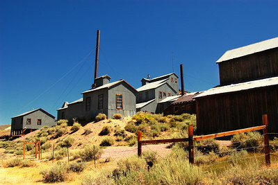 Standard Stamp Mill Bodie CA