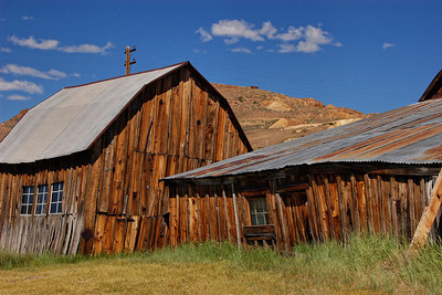 Old Bodie Barn #2