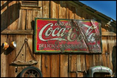 Drink Coke Nelson nevada