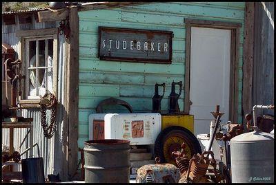 Studebaker Eldorado Mine  Nelson Nevada
