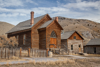 Bannack State Park, Montana.