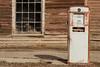 Old Gas Station, Virginia City, Montana