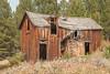 Elkhorn Ghost Town, Montana.
