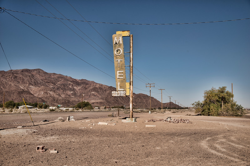Motel - Newberry Springs, Ca