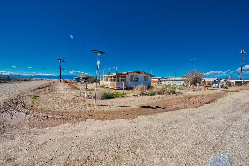 """vacation property"" - Bombay Beach"