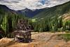 Silver Ledge Mine, Colorado