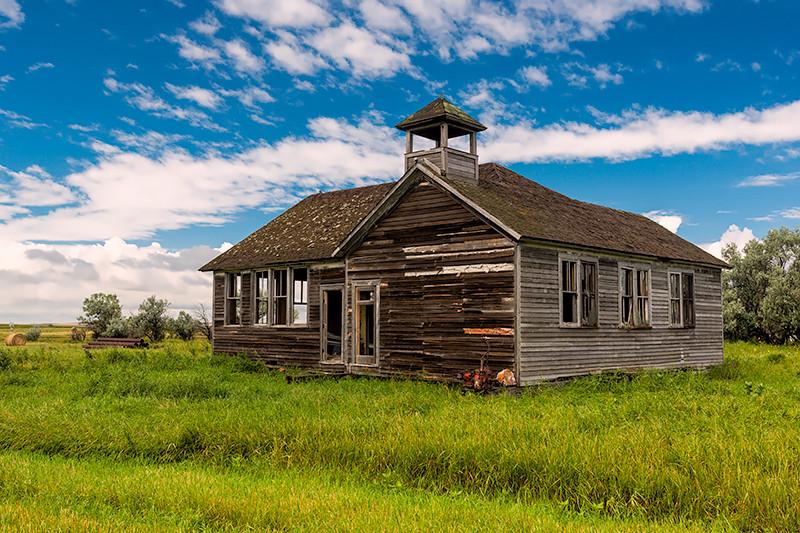 School House, Griffin, North Dakota