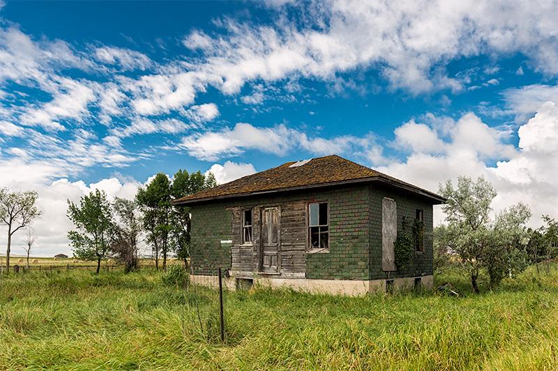 House, Griffin, North Dakota