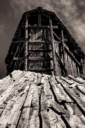 Aladdin Tipple Coal Mine, Wyoming
