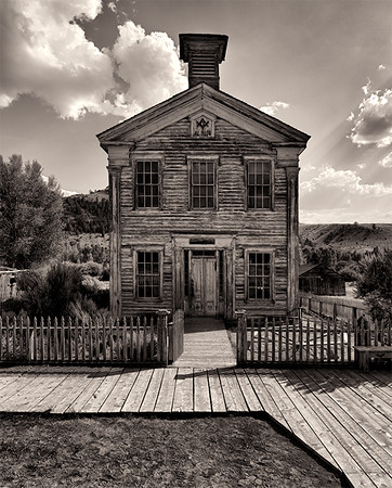 Bannack Ghost Town, Montana