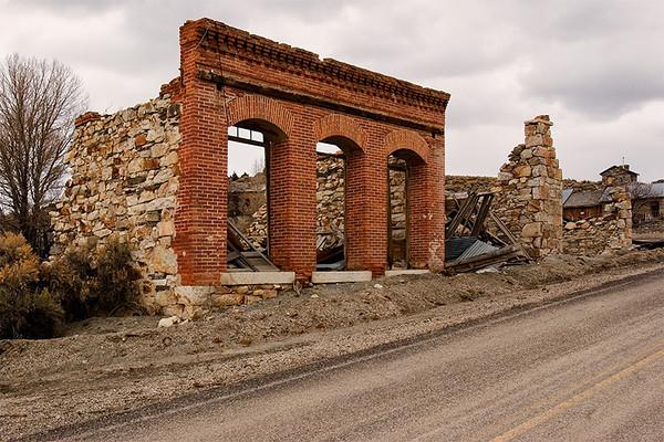 Belmont, Nevada.