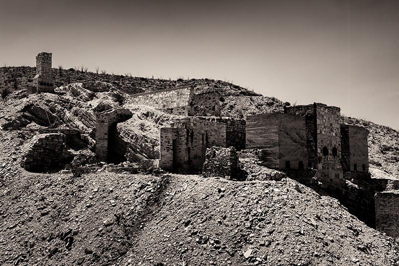 Mariscal Mine, Big Bend National Park, Texas