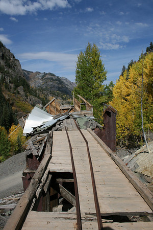 Alpine Mine, Sept 2010