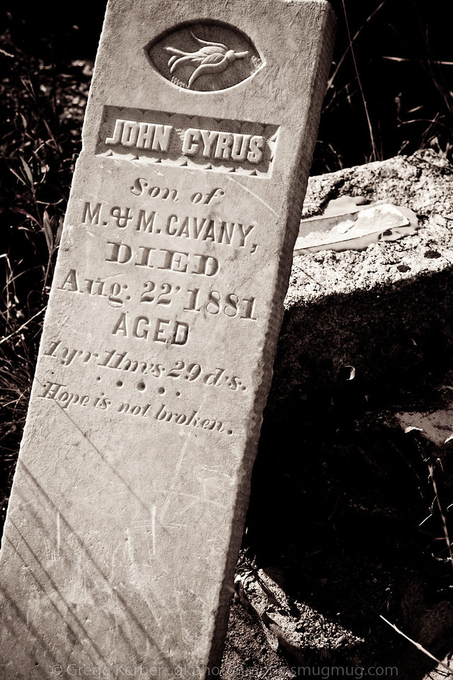 Many children died in Silver City