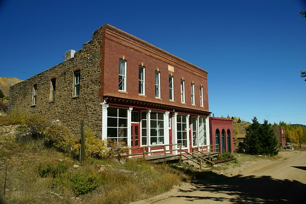 Nevadaville - Russell Gulch, CO