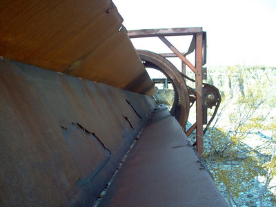 Corona Mine, Faul Haul.  Oct 2007