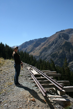 Gary Owens Mine, Sept 2010