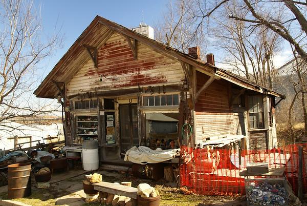 Kansas Ghost Towns