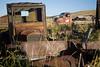 Forgotten Iron - Nevada City Ghost Town Montana - Photo by Pat Bonish