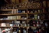 Shelves Filled with Goods - Nevada City Ghost Town Montana - Photo By Pat Bonish