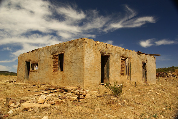 New Mexico Ghost Towns