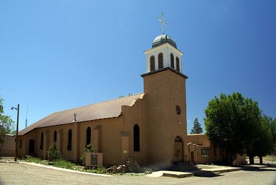 Saint Joseph church, built in 1922.