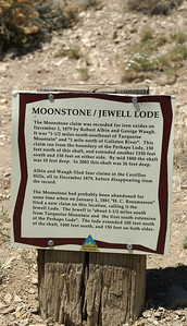 Moonstone / Jewell Lode