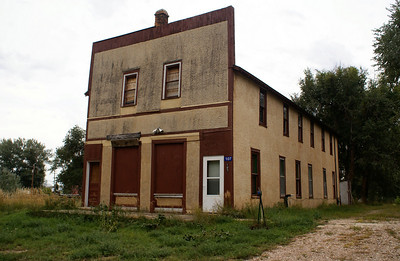 Former hotel