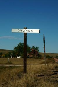 Owanka, SD